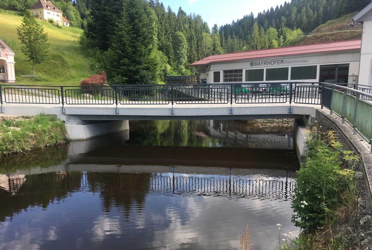 Brückensanierung Wenigzell