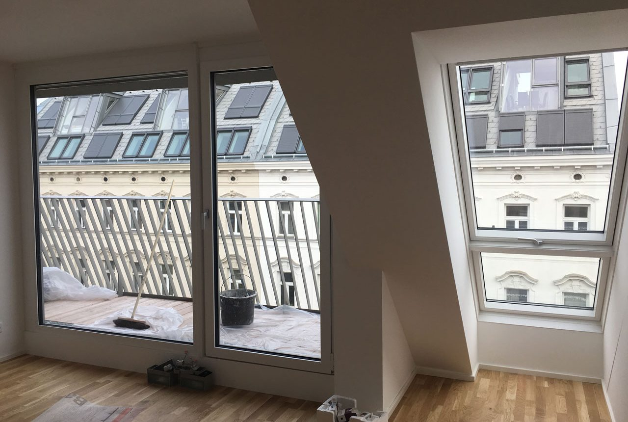 Umbau Wohnung Wien