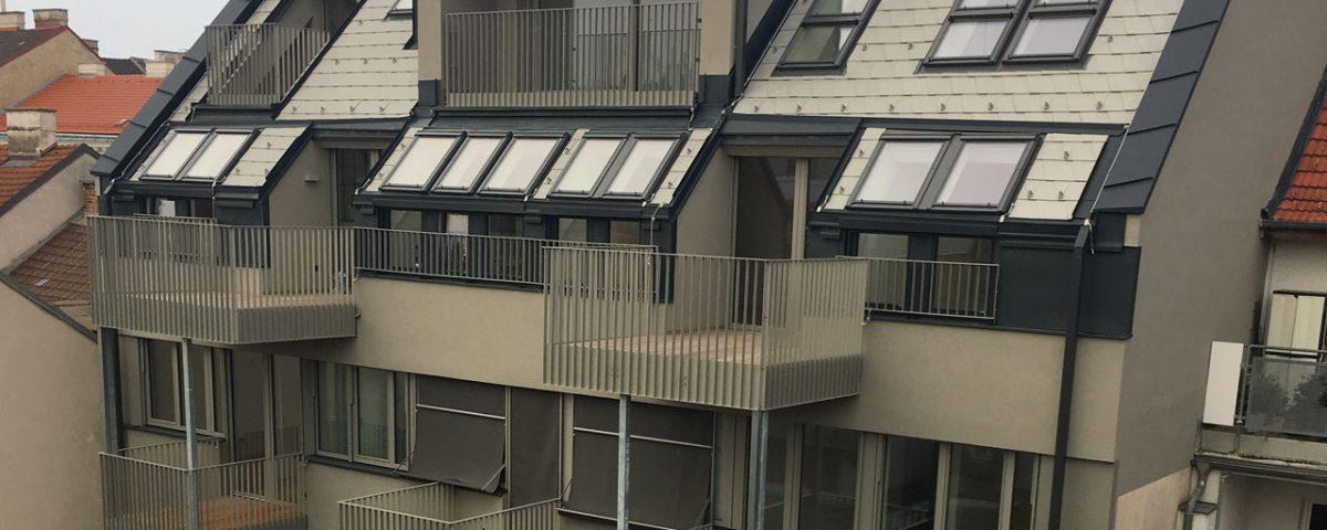 Wohnungsgebäude Wien