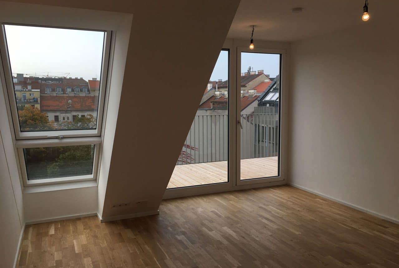 Innenraum Wohnung Wien