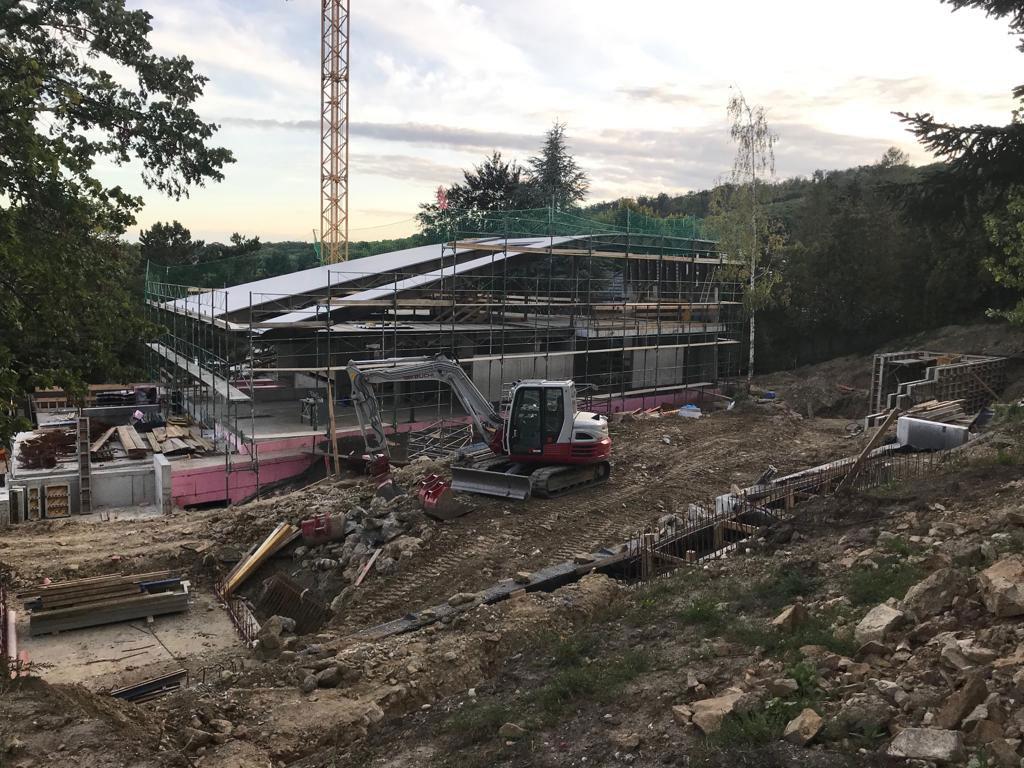 Neubau Villa Wien