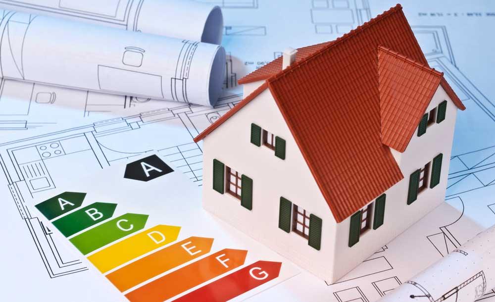 Energieausweis bei Neubauten