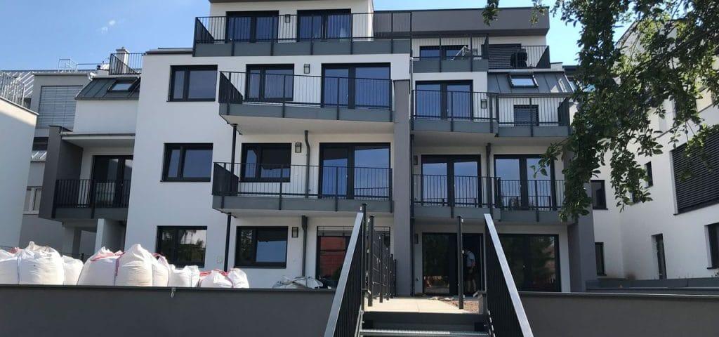 Wohnhausanlage 22. Wiener Bezirk