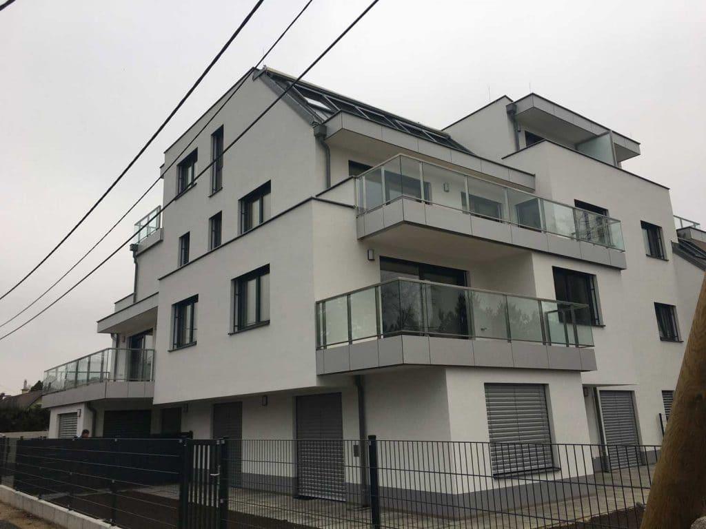 Wohnkomplex Wien Donaustadt