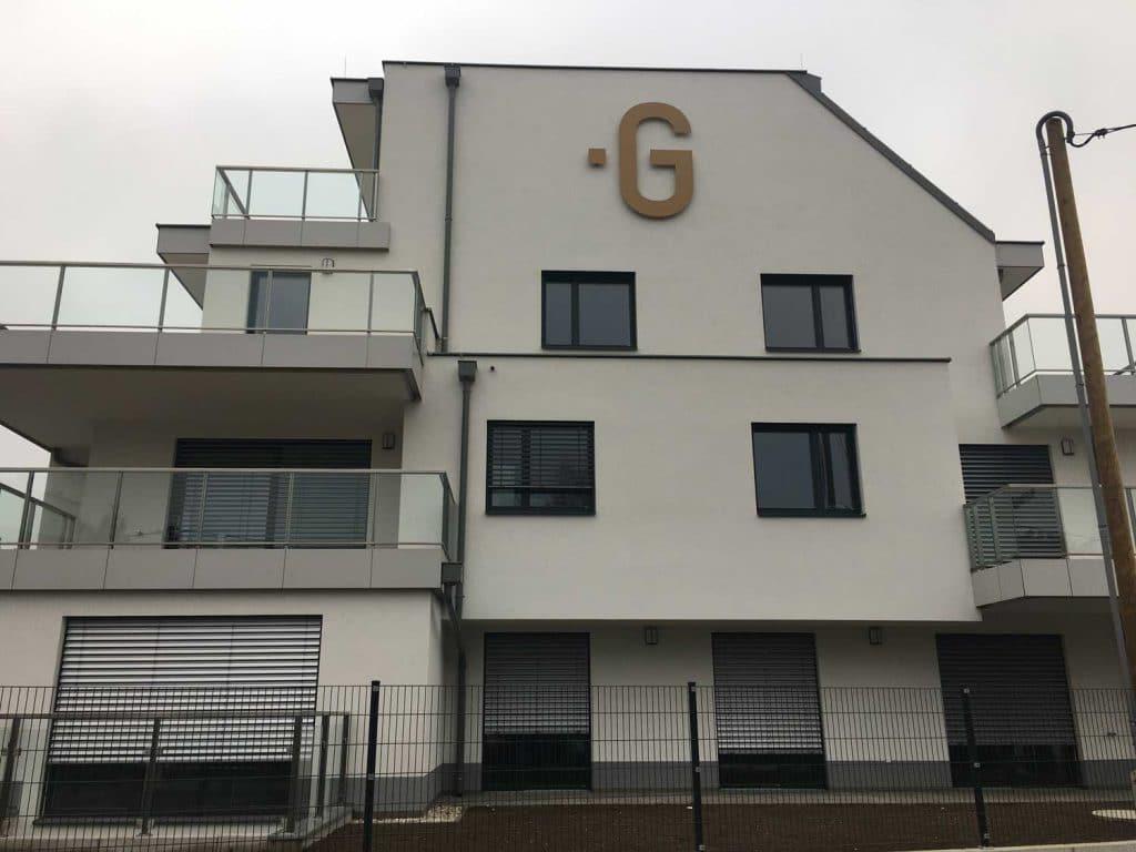Wohngebäude Wien Donaustadt