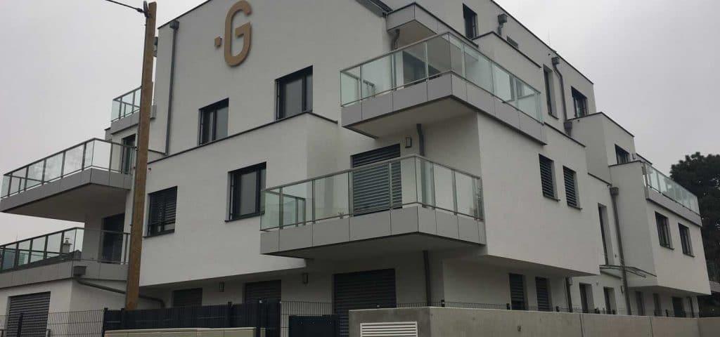 Wohngebäude 1220 Wien