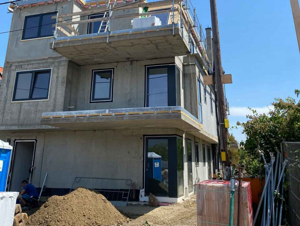 Bauprojekt 1220 Wien