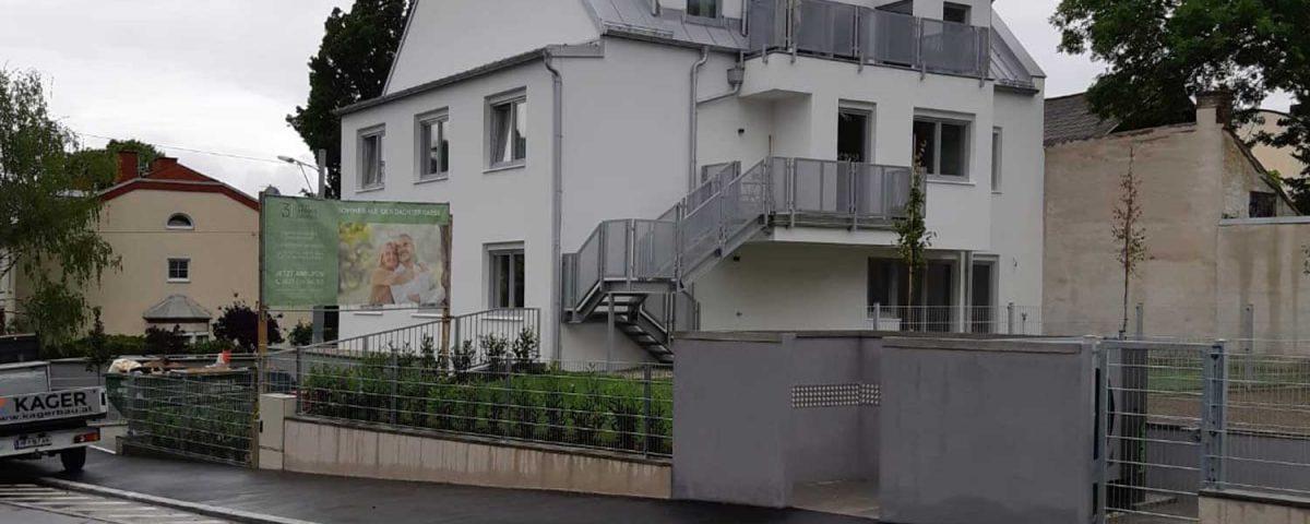 Wohneinheiten in Wien Liesing