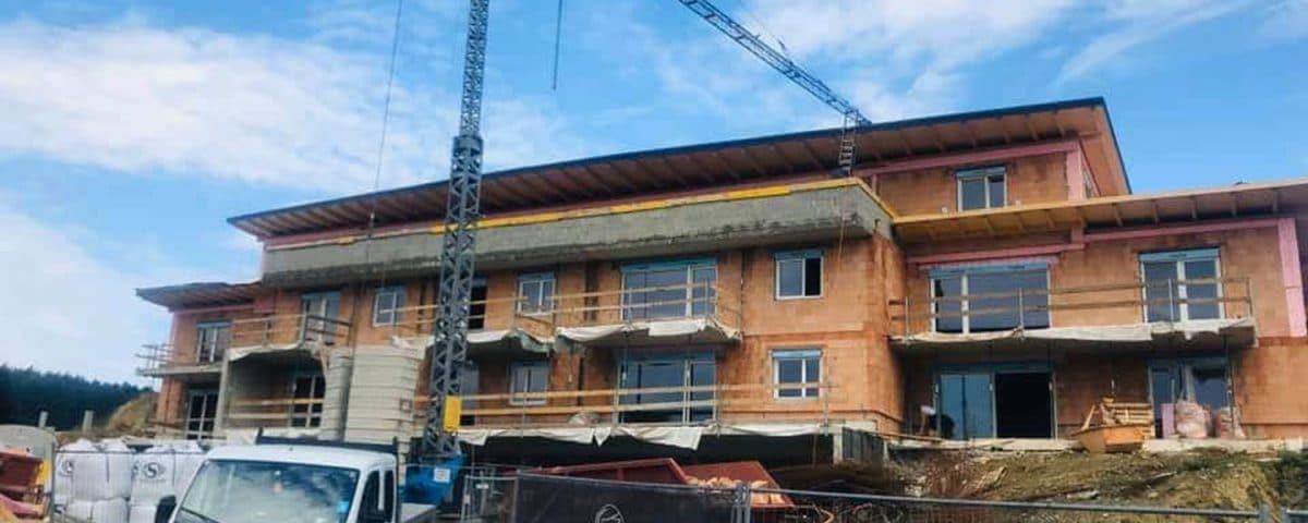 Neubau einer Wohnhausanlage in Pischelsdorf