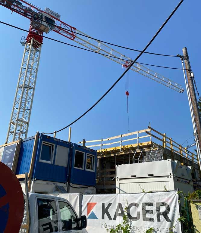 Neubau Wohneinheiten Wien Donaustadt