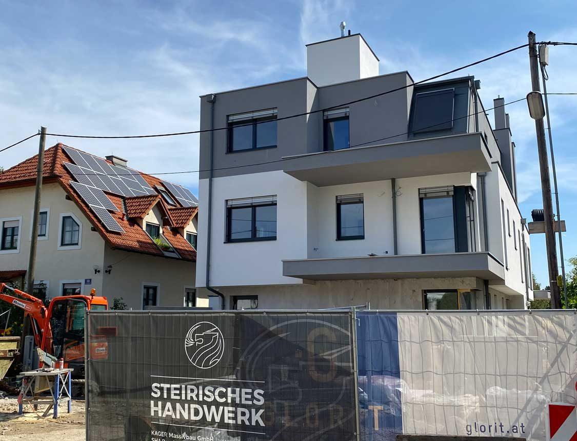 Cherubinistraße Haus Wien