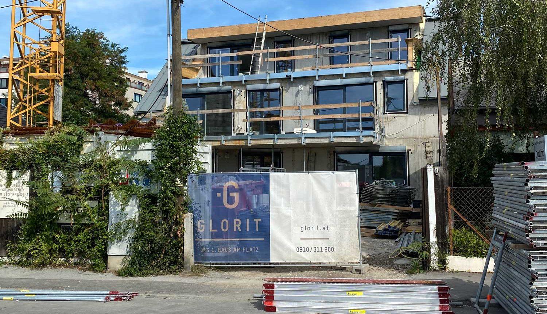 Eigentumswohnungen Bau Wien