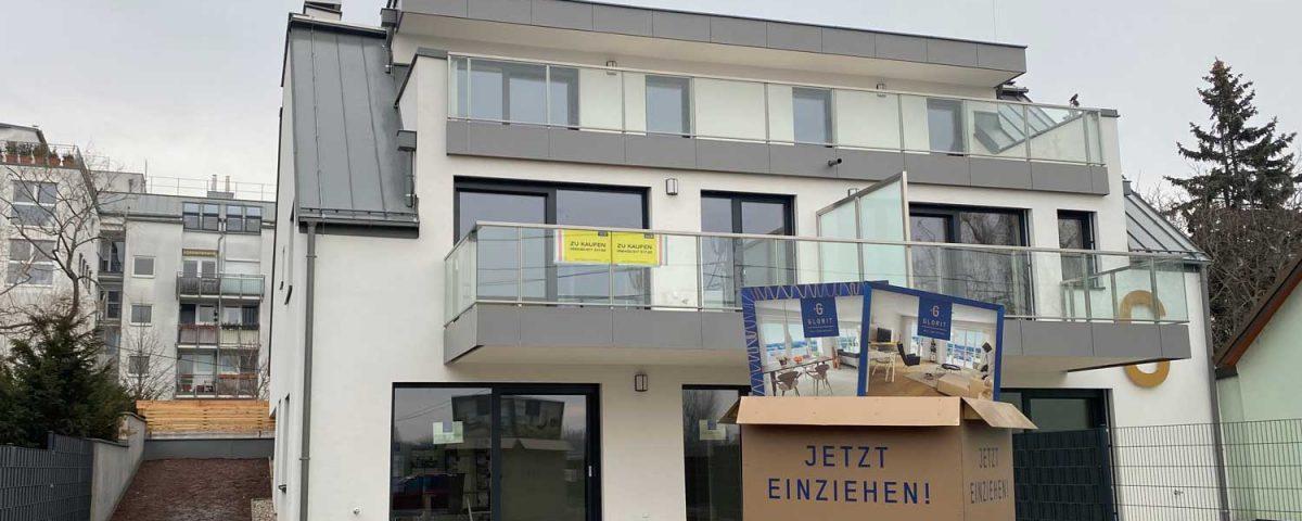 Wohnungen Obere Alte Donau