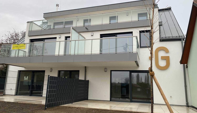 Obere Alte Donau Neubau