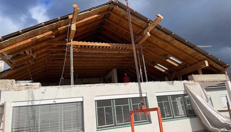 Umbau Betriebsgebäude Kagerbau