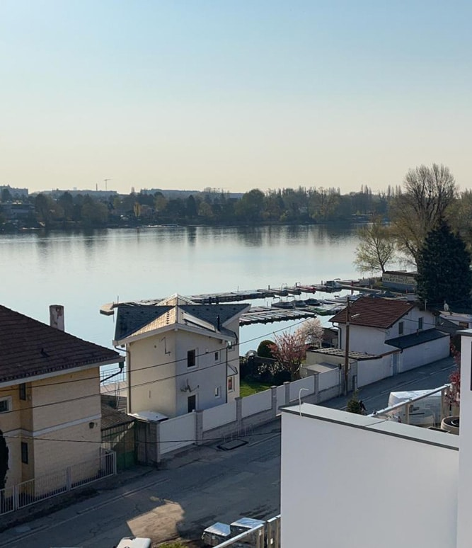 Ausblick auf Donau