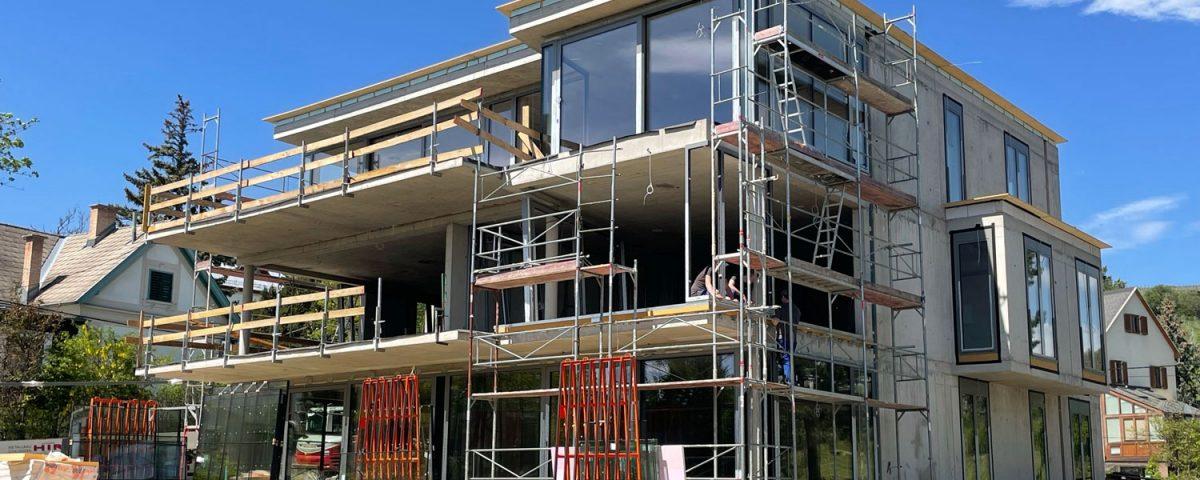 Neubau Wohnhaus Wien