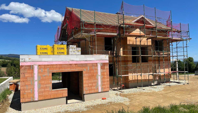 Umbau Einfamilienhaus Vorau