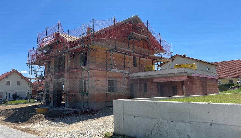 Einfamilienhaus Vorau Umbauarbeiten