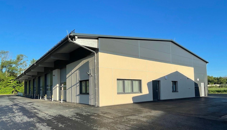 Neues Gebäude Grafendorf
