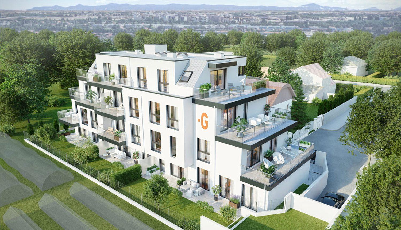 Neues Wohnhaus 1220 Wien