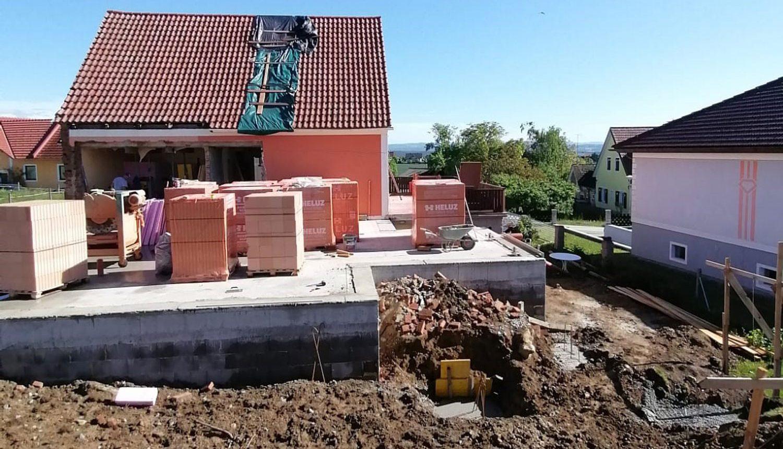 Umbau in Rohr bei Hartberg