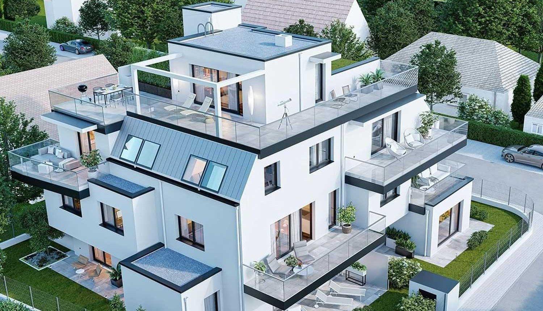 Vorschau Wohnhausanlage Wien