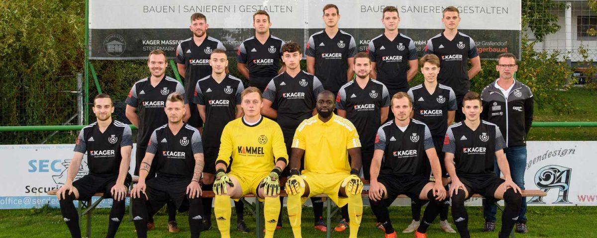 USV Kager Bau Grafendorf neue Dressen